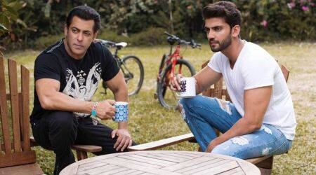 Salman Khan introduces Zaheer Iqbal, Bollywood welcomes him