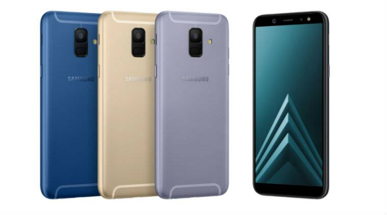 samsung, galaxy a6, galaxy a6+, samsung galaxy a6, samsung galaxy a6+, xiaomi redmi, buy samsung galaxy a6 a6+, galaxy a6 price in india