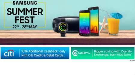 Samsung Summer Fest 2018: Top deals on smartphones, smartwatches and more