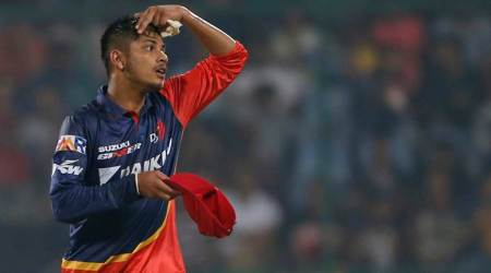 Sandeep Lamichhane, Sandeep Lamichhane Nepal, Nepal Sandeep Lamichhane, Sandeep Lamichhane World XI, sports news, cricket, Indian Express