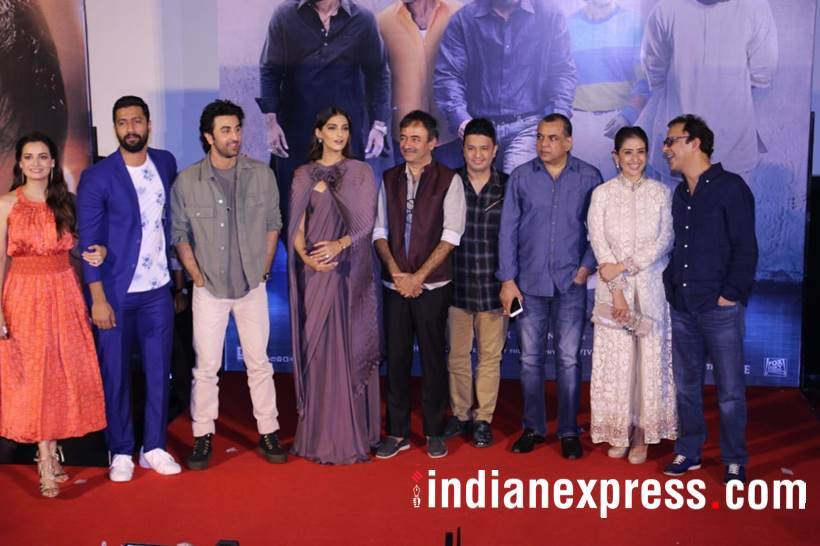 sanju trailer launch