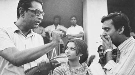 Sharmila Tagore on Satyajit Ray: He still remains the most credible filmmaker in India andabroad