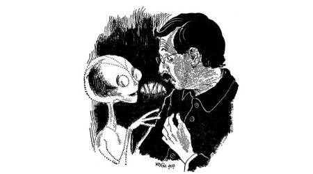 How Satyajit Ray's The Alien hovered above Hollywood before nosediving intooblivion
