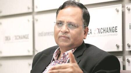 Satyendar Jain writes to centre over coal stockcrisis