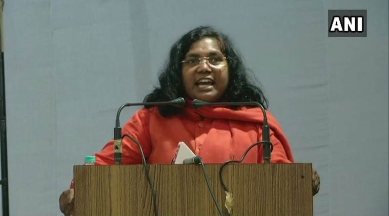 Constitutional provisions that Ambedkar made for Dalits being trampled upon: BJP MP Savitri Bai Phule