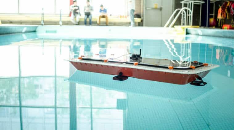 Self driving boats, Massachusetts Institute of Technology, autonomous vehicles, 3D printing technology, driverless boats, GPS modules, fiberglass, control algorithms