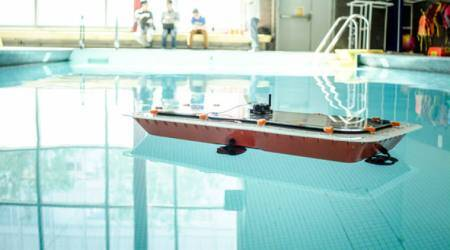 Scientists develop 3D-printed, driverless boats