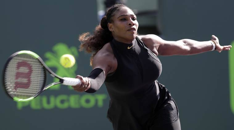 Serena Williams hits out at frequency of her anti-doping tests