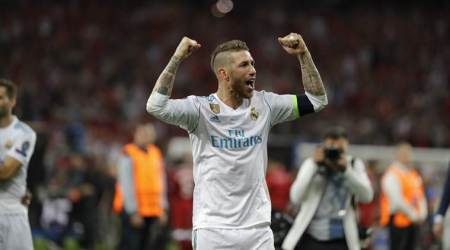 UEFA: No action against Sergio Ramos for clash with Loris Karius