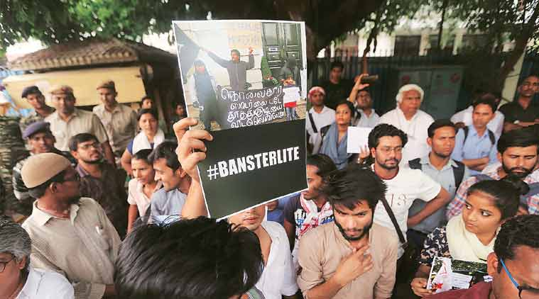 Anti-Sterlite protest: Toll 12, videos of police beating, firing raise heat