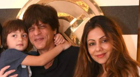 Shah Rukh and Gauri Khan have the sweetest birthday wishes for sonAbRam