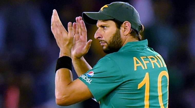 Shahid afridi announced as icon player for euro t20 slam