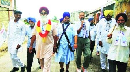 Shahkot bypoll: AAP senior leaders 'shy away' from party candidate'scampaign
