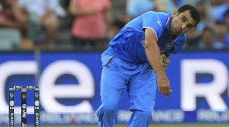 Mohammed Shami replaces Hardik Pandya in ICC World XI squad
