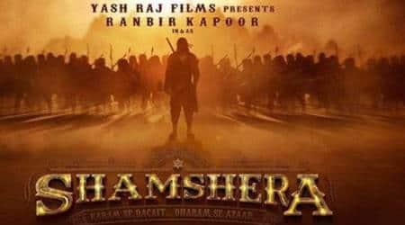 Ranbir Kapoor's Shamshera to release in2020