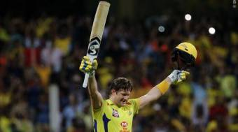 IPL 2018 Final: Shane Watson's brutal 51-ball hundred powers CSK to third title