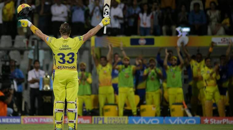 IPL 2018 Final CSK vs SRH: Return of Super Kings