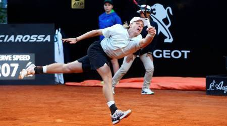 Denis Shapovalov shoots up the rankings with win over Tomas Berdych in Rome