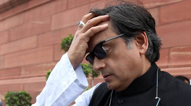 Shashi Tharoor, Hindu Pakistan remark, Shashi Tharoor summoned, Indian constitution, BJP, Congress, Hindu-pakistan remarks controversy, Rahul Gandhi, India news, Indian express news