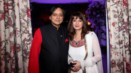 Sunanda Pushkar death case: Delhi Police names Shashi Tharoor as accused, charges him with 'abetment tosuicide'