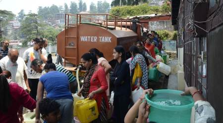 Shimla in throes of worst-ever water crisis as world observes Environment Day