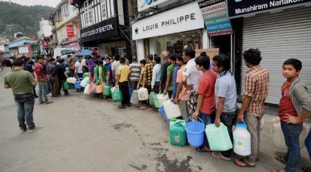 Shimla water crisis: High Court pulls up civic body for failing to carry out itsorders