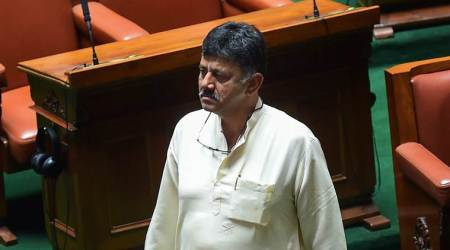 ED arrests Karnataka Congress leader D K Shivakumar in money laundering case