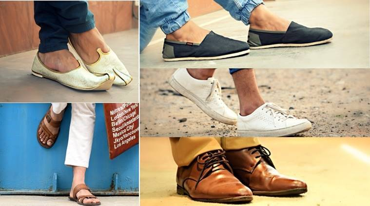 Trending footwear for women, men, Open-toes, loafers, indian express, indian express news