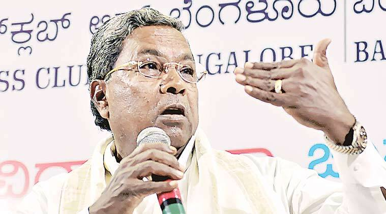 No Modi magic in Karnataka, does not speak like PM: Siddaramaiah