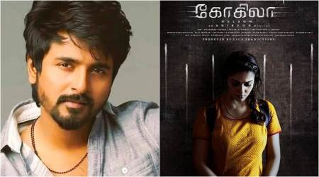 Sivakarthikeyan turns lyricist for Nayanthara's Kolamaavu Kokila