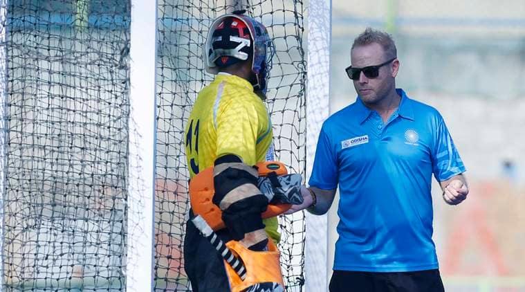 Former India men's hockey team coach Sjoerd Marijne