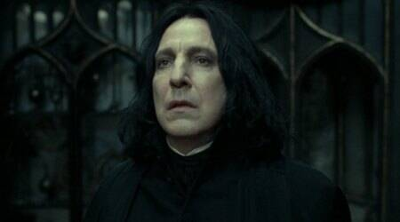 Alan Rickman was 'frustrated' with SeverusSnape