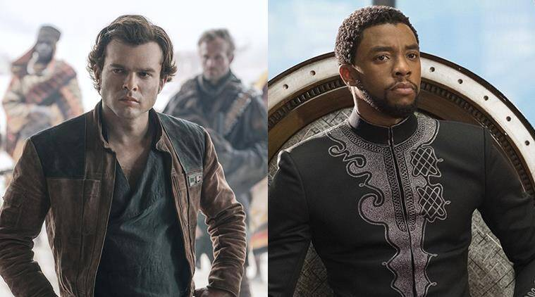 solo a star wars story outsells black panther