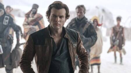 Solo A Star Wars Story box office collection: The film has lowest opening weekend for Disney's Star Wars films