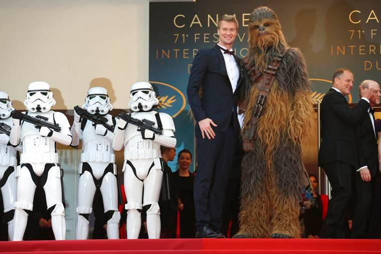 solo star wars at cannes
