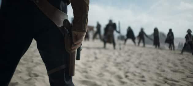 Alden Ehrenreich is Han Solo in SOLO: A STAR WARS STORY.