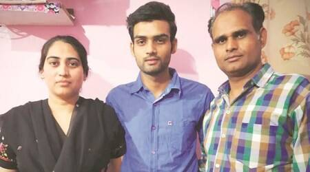 CBSE Class XII results: Father carpenter, son carves niche by scoring 90.8 per cent