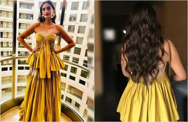 Sonam Kapoor, Sonam Kapoor wedding, Sonam Kapoor wedding photos, Sonam Kapoor wedding dress, Sonam Kapoor hairstyles, Sonam Kapoor interesting hairstyles, Sonam Kapoor fashion, Sonam Kapoor latest photos, indian express, indian express news
