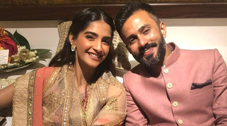 sonam kapoor and anand ahuja pre wedding celebrations