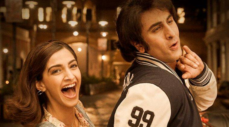 Sanju new poster: Sonam Kapoor's cackling chemistry with Ranbir Kapoor is a page out of Sanjay Dutt's life