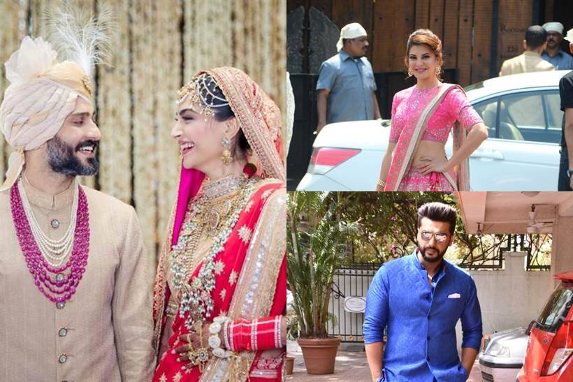sonam kapoor and anand ahuja wedding photos
