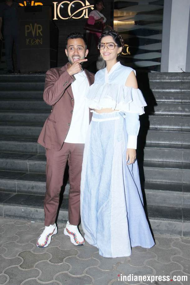 veere di wedding actor sonam kapoor and anand ahuja