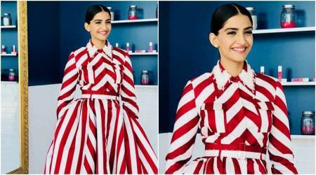 Sonam Kapoor, Sonam Kapoor latest, Cannes, Cannes 2018, Cannes 2018 Sonam Kapoor, Cannes Film Festival 2018 Sonam Kapoor, Cannes 2018 Red Carpet Sonam Kapoor, Cannes 2018 Red Carpet, Sonam Kapoor latest pics, Sonam Kapoor cannes pics, Sonam Kapoor cannes photos, Sonam Kapoor cannes images, Sonam Kapoor Cannes Film Festival 2018, Sonam Kapoor at cannes pics, Sonam Kapoor latest photos, Sonam Kapoor fashion, Sonam Kapoor fashion pics, Sonam Kapoor latest fashion, Cannes Film Festival 2018, Cannes 2018 Red Carpet, Cannes Film Festival Red Carpet, cannes film festival 2018 dates, cannes film festival 2018 winners, cannes film festival 2018 nominees, indian express, indian express news