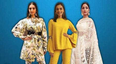 Bollywood  Fashion Watch for May 1: Manushi Chhillar steps out in the trendiest colour of the year