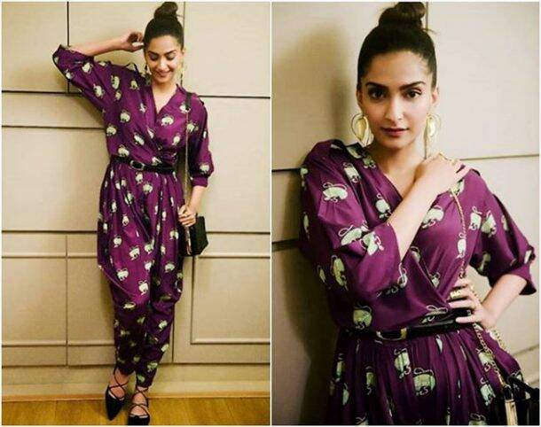 veere di wedding, veere di wedding promotions, sonam kapoor, kareena kapoor khan, swara bhaskar, shikha talsania, sonam kapoor fashion, kareena kapoor fashion, sonam kapoor latest news, kareena kapoor latest news, celeb fashion, bollywood fashion, indian express, indian express news