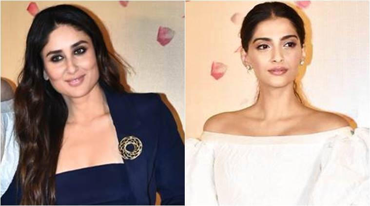 Sonam Kapoor, Sonam Kapoor wedding, Sonam Kapoor wedding fashion, Sonam Kapoor wedding photos, Kareena Kapoor Khan latest photos, Kareena Kapoor Khan Veere Di Wedding, Kareena Kapoor Khan Brides Today, indian express, indian express news