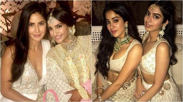 sonam kapoor anand ahuja mehendi photos videos