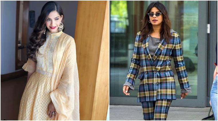 bollywood fashion watch, Priyanka Chopra, Sonam Kapoor, Kareena Kapoor Khan, celeb fashion, bollywood fashion, indian express, indian express news
