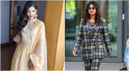 bollywood fashion watch, Priyanka Chopra, Sonam Kapoor, Kareena Kapoor Khan, celeb fashion, bollywood fashion, indian express, indian express news
