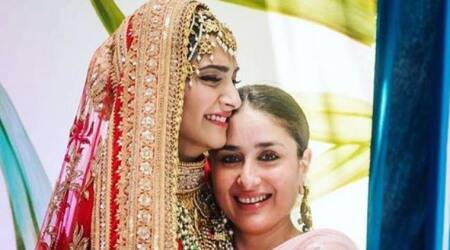Sonam and Kareena Kapoor make friendship look beautiful in this candid photo